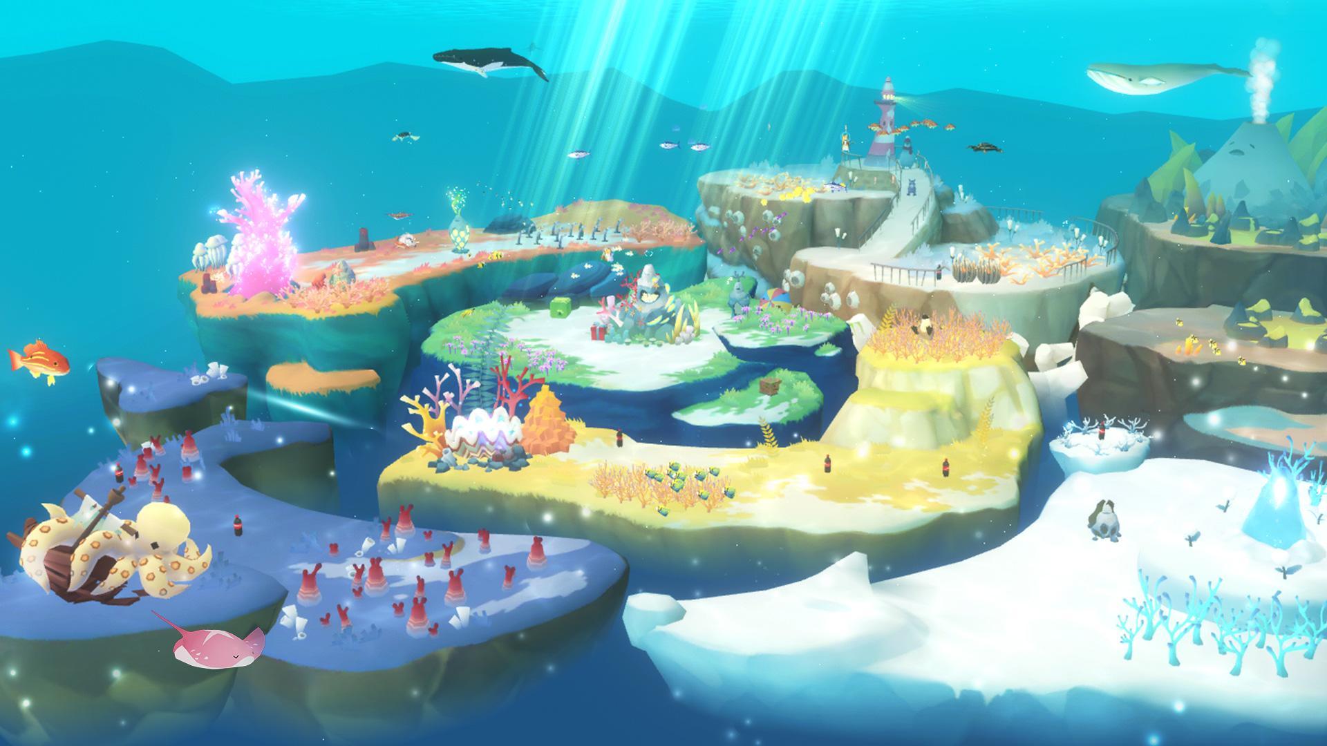 深海水族館世界截圖(18)