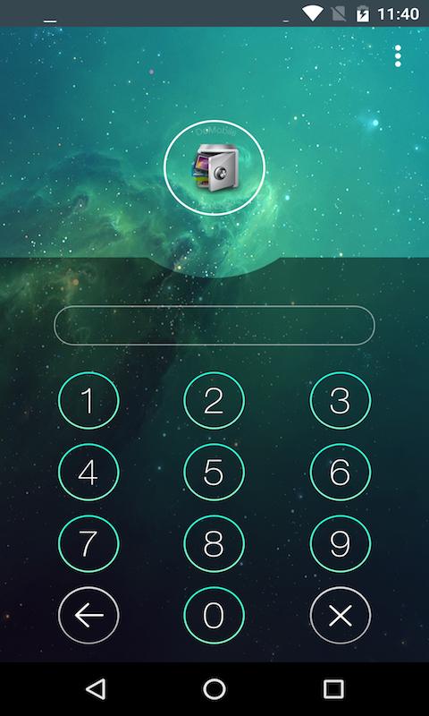 应用锁App Lock截图(1)