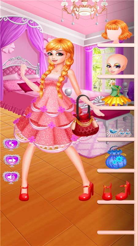 冰雪公主装扮截图(3)