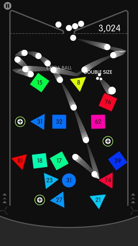 球球瘋狂滾動截圖(2)