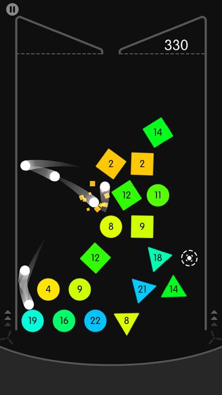 球球瘋狂滾動截圖(3)