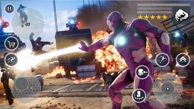 钢铁侠英雄截图(1)