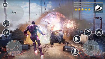 钢铁侠英雄截图(3)