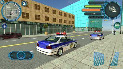 警察追捕行動截圖(2)