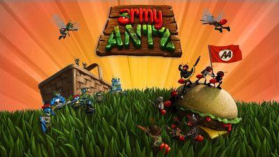 蚂蚁军团截图(1)