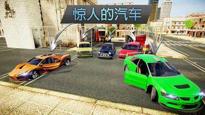 司機模擬器截圖(2)