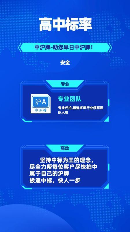 中沪牌截图(3)