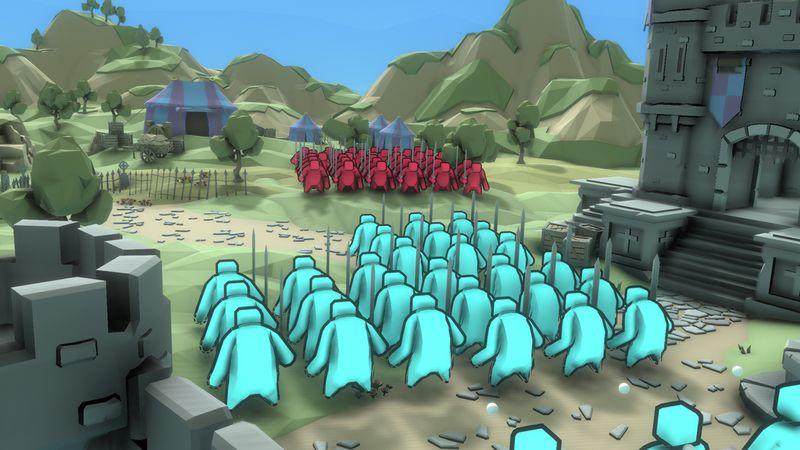 攻城模拟器截图(5)