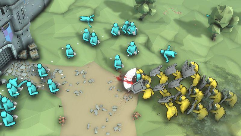 攻城模拟器截图(4)