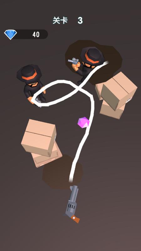 画个子弹飞截图(1)