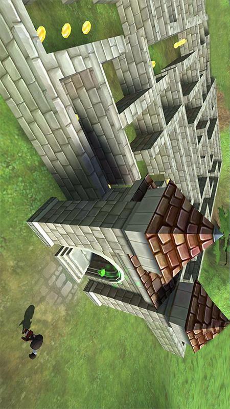 模拟3D迷宫截图(1)