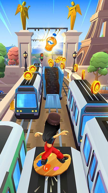 地铁跑酷截图(4)