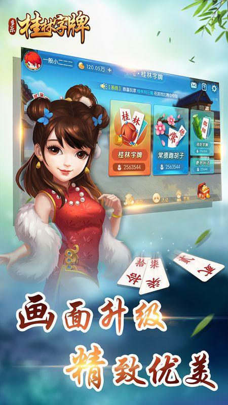 桂林字牌截图(2)
