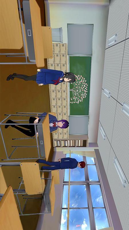 高校樱花物语截图(5)