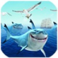饥饿鲨攻击