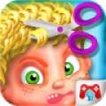糖果美发沙龙 - 儿童游戏