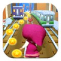 Subway Masha Adventure Runner Go