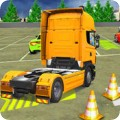 Real Heavy Machinery American Truck  Parking HD