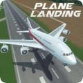 飞行员 平面 降落 游戏