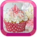 Learn Cup Cake Jigsaw Puzzle