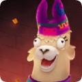 冒险的骆驼无限金币破解版(Adventure Llama)