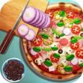 披萨料理游戏