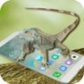 蜥蜴在手机恶作剧安卓版
