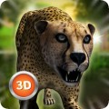 Animal Simulator 3D - Cheetah