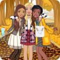 女孩们的秋天服饰