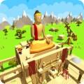 Temple Craft Exploration 3D