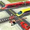Indian City Train Drive 3D