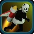 喷气背包赛车熊猫