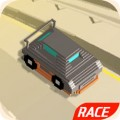 像素飞车-3D单机赛车都市竞速游戏