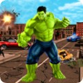 超级英雄绿巨人