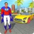 超級英雄飛行模擬器