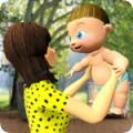 虚拟妈妈婴儿护